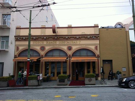 Photo of Italian Restaurant North Beach Restaurant at 1512 Stockton St, San Francisco, CA 94133, United States