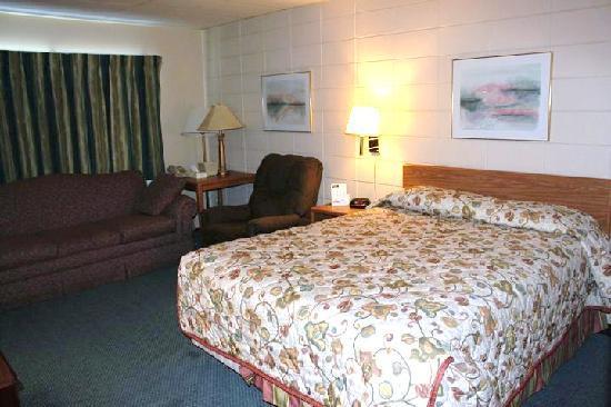 Grand Inn Fargo: Grand Inn room