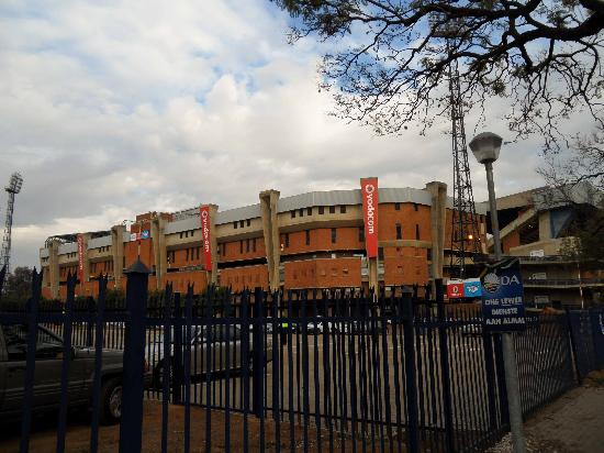 Pretoria, South Africa: Stadium