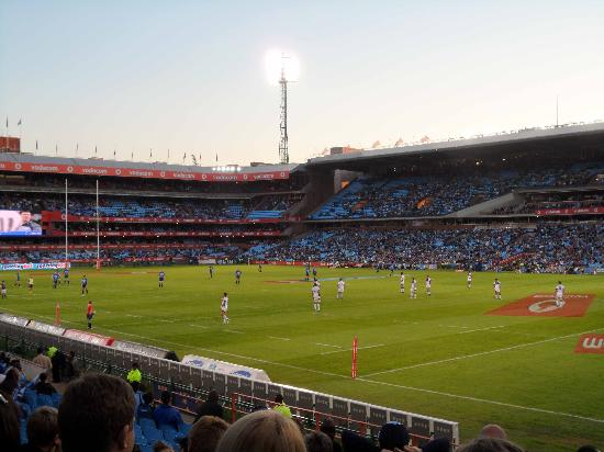 Loftus Versfeld Stadium: Good view
