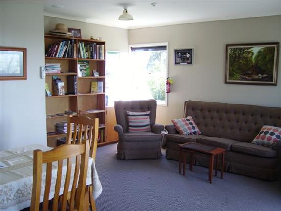 The Nunnery: Guest Lounge