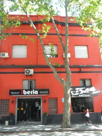 Hotel Iberia: Este fue nuestro hotel!!!!