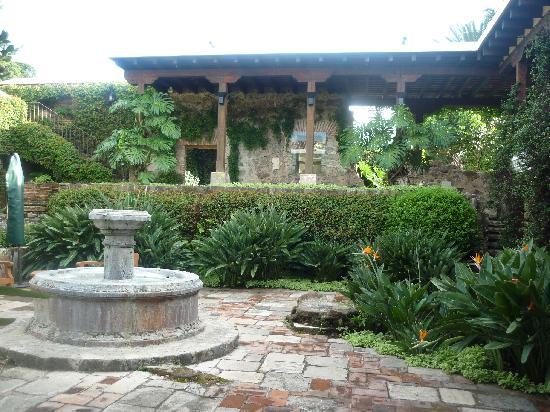 Casa Santo Domingo: algunos jardines del hotel