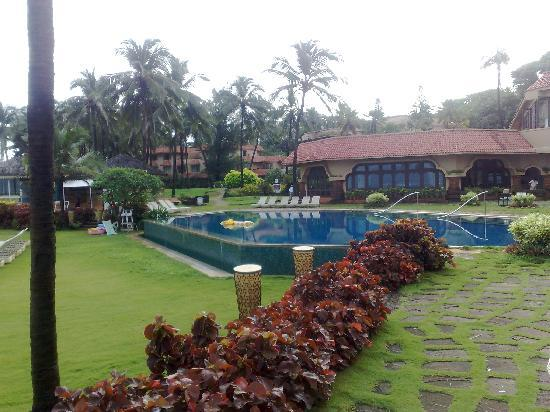 Taj Fort Aguada Resort & Spa, Goa : The hotel view