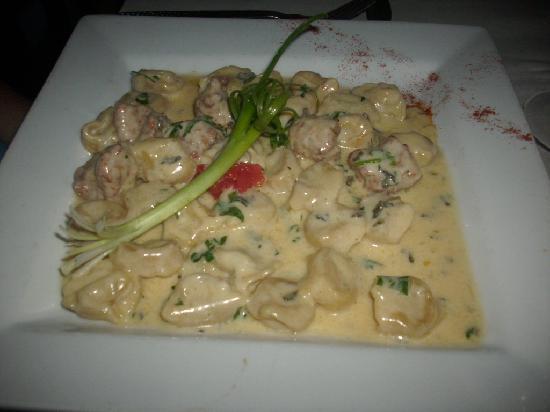 Raviolis Osteria : Tortellini