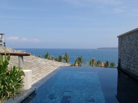 Andara Resort and Villas: VIew fr the private pool