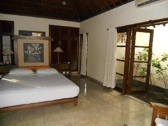Natah Bale Villa: Bedroom