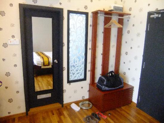 Jonker Boutique Hotel: Hotel room