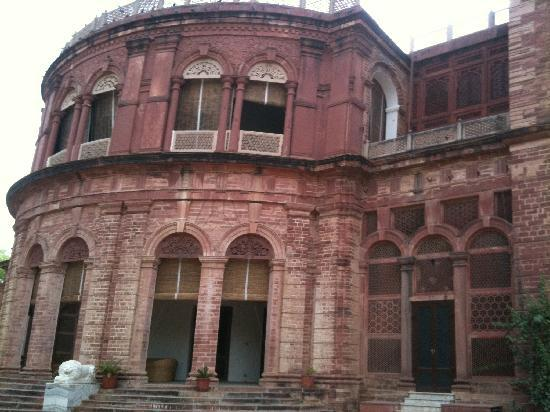 Dhaulpur, India: The Palace
