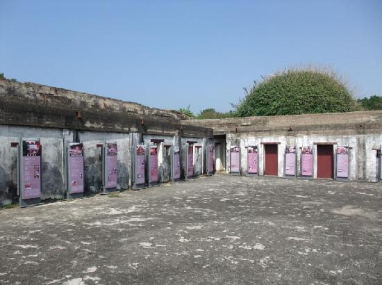 Cihou Fort : 旗後砲台10