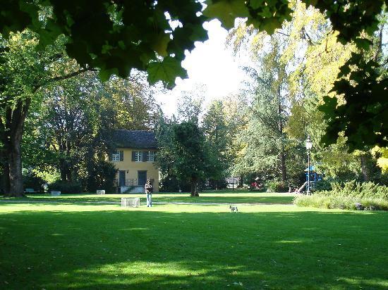Oskar-Reinhart Foundation Museum: Stadtgarten