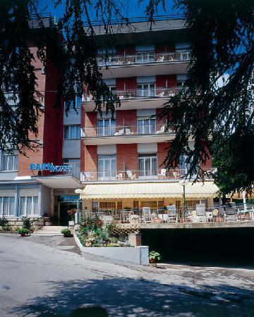 Park Hotel: vista esterno