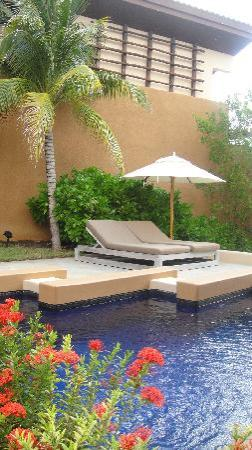 Banyan Tree Mayakoba: Own Pool in Villa