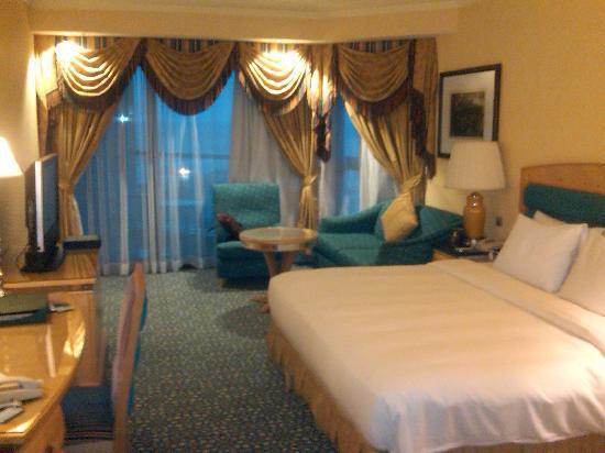 Jeddah Hilton Hotel: Deluxe room_1
