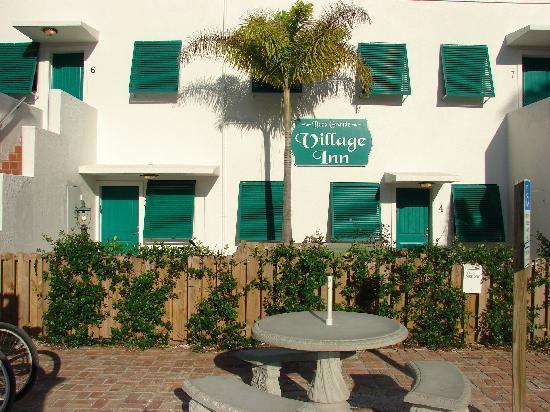 Boca Grande Village Inn: The outside