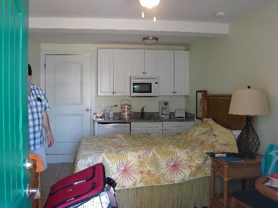 Boca Grande Village Inn: the room
