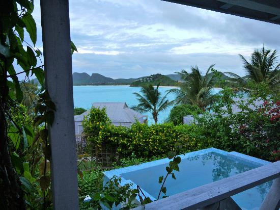Cocobay Resort: Our plunge pool!!!