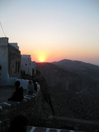 Folegandros, Griechenland: Chora 01