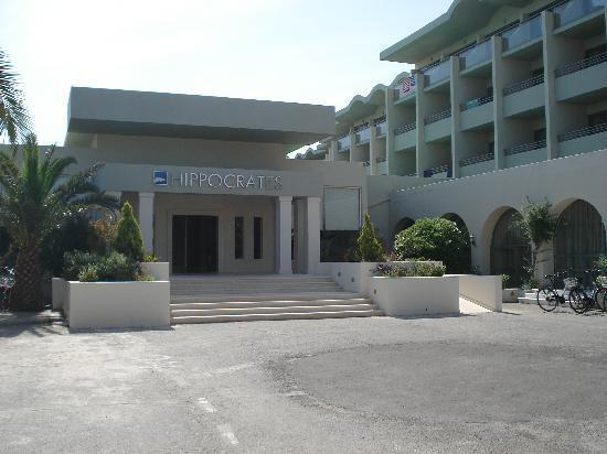 Kipriotis Hippocrates: entrance