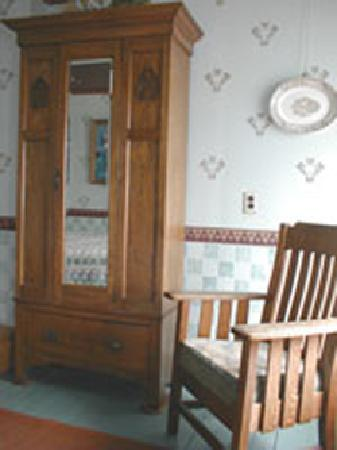 Leith Hall Bed and Breakfast: The Checkerboadr Room