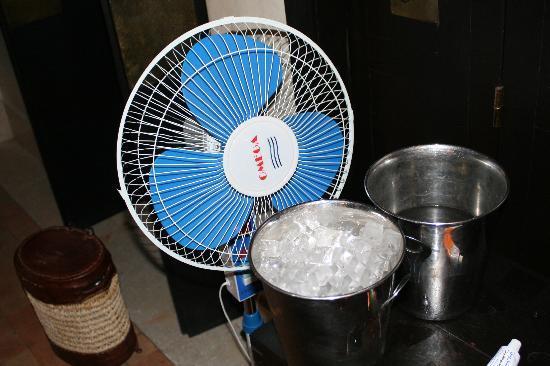 Club Med Marrakech le Riad : clim locale