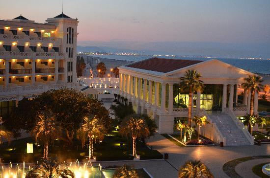 Hotel Las Arenas Balneario Resort: View from our balcony