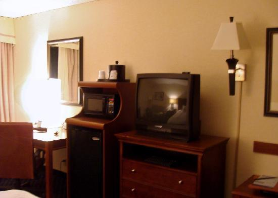Hampton Inn Salisbury: King Suite