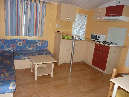 Camping Sandaya Douce Quietude: Mobil-home grand comffort