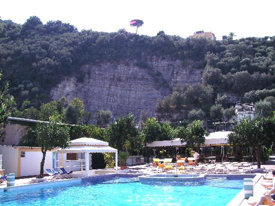 Grand Hotel Parco Del Sole: Beautiful Italy