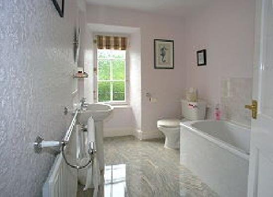 Glyntwrog House: Room 2 bathroom