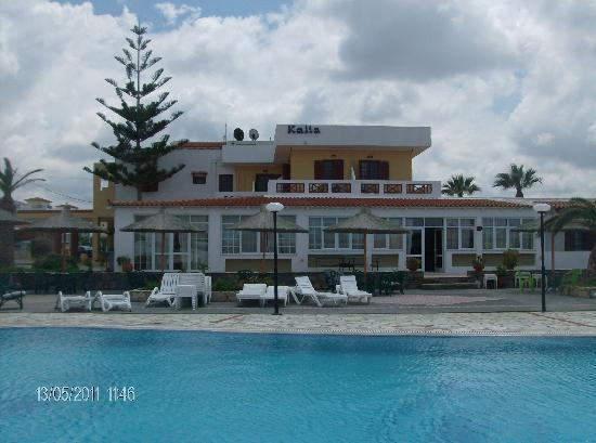 Hotel Despo Kreta Bewertung