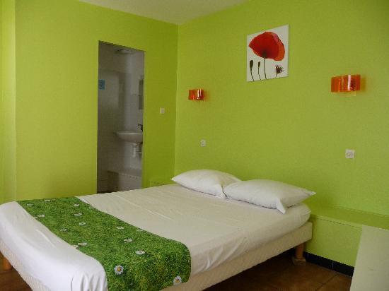 Hotel La Villa du Soleil : chambre standard