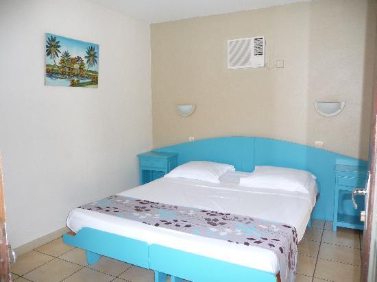 Hotel La Villa du Soleil : chambre double