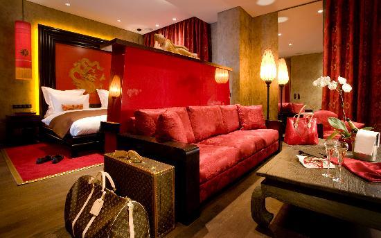 Buddha-Bar Hotel Prague: Buddha-Bar suite