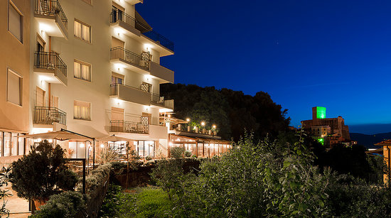 Doria Park Hotel: Struttura