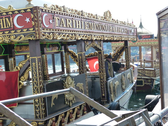 City of Sultans Day Tours: The Rocking Boats on the Bosphorus