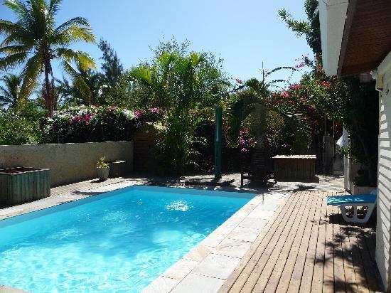 Hotel La Villa du Soleil : piscine