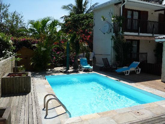 Hotel La Villa du Soleil: piscine
