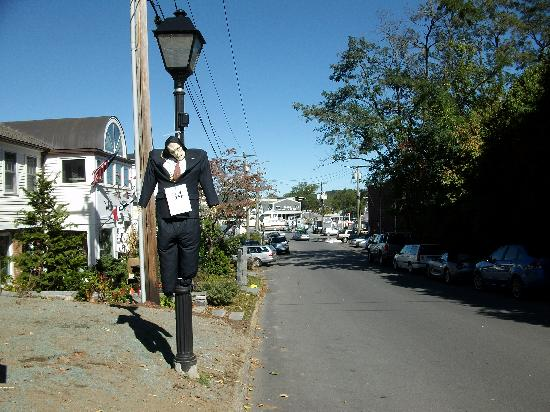 Essex, CT: eine Horrorfigur
