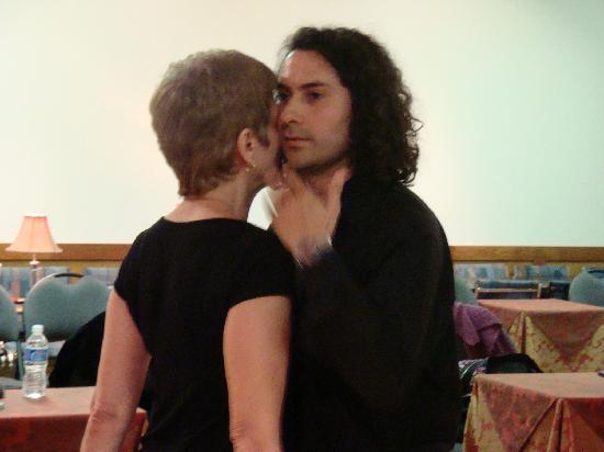 Tango Alejandro Gee: workshop, USA