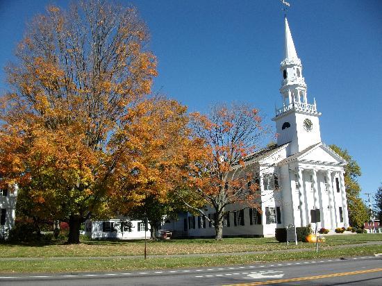 Litchfield, CT: Kirche