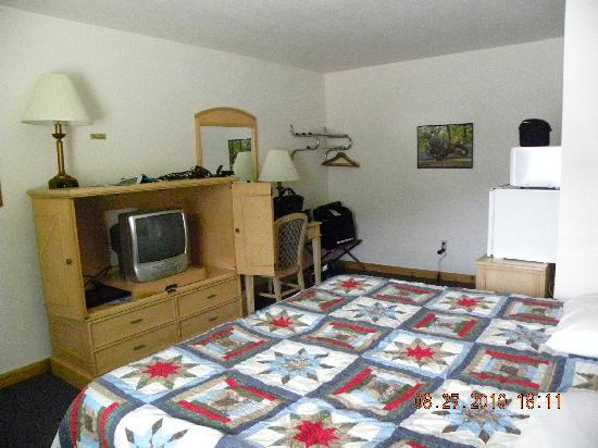 Two Wheel Inn: My room