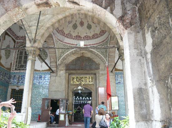 Стамбул, Турция: Am Sultan Havatin Mausoleum