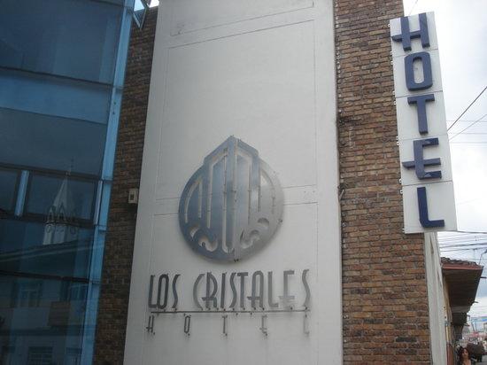 Santa Rosa de Cabal, كولومبيا: ホテル入口