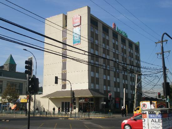 Ibis Santiago Estacion Central: Hotel Ibis