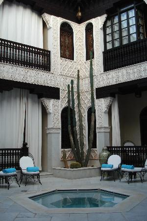 La Sultana Marrakech: one of the Riads of the hotel