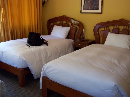 Inti Punku : Room shot