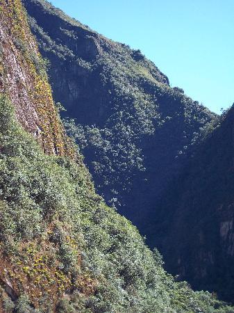 Inti Punku : View outside the window