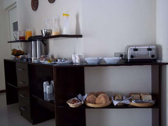 Maytaq Wasin Boutique Hotel: Breakfast
