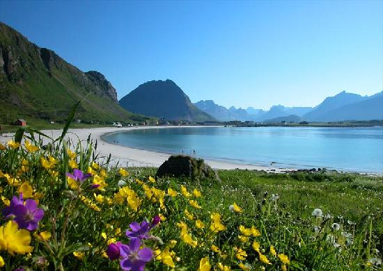 ‪‪Lofoten Islands‬, النرويج: Rambergstranden‬
